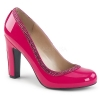QUEEN-04 Hot Pink Patent